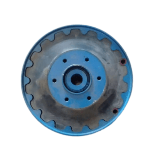 Rubber Coupling For Mixer